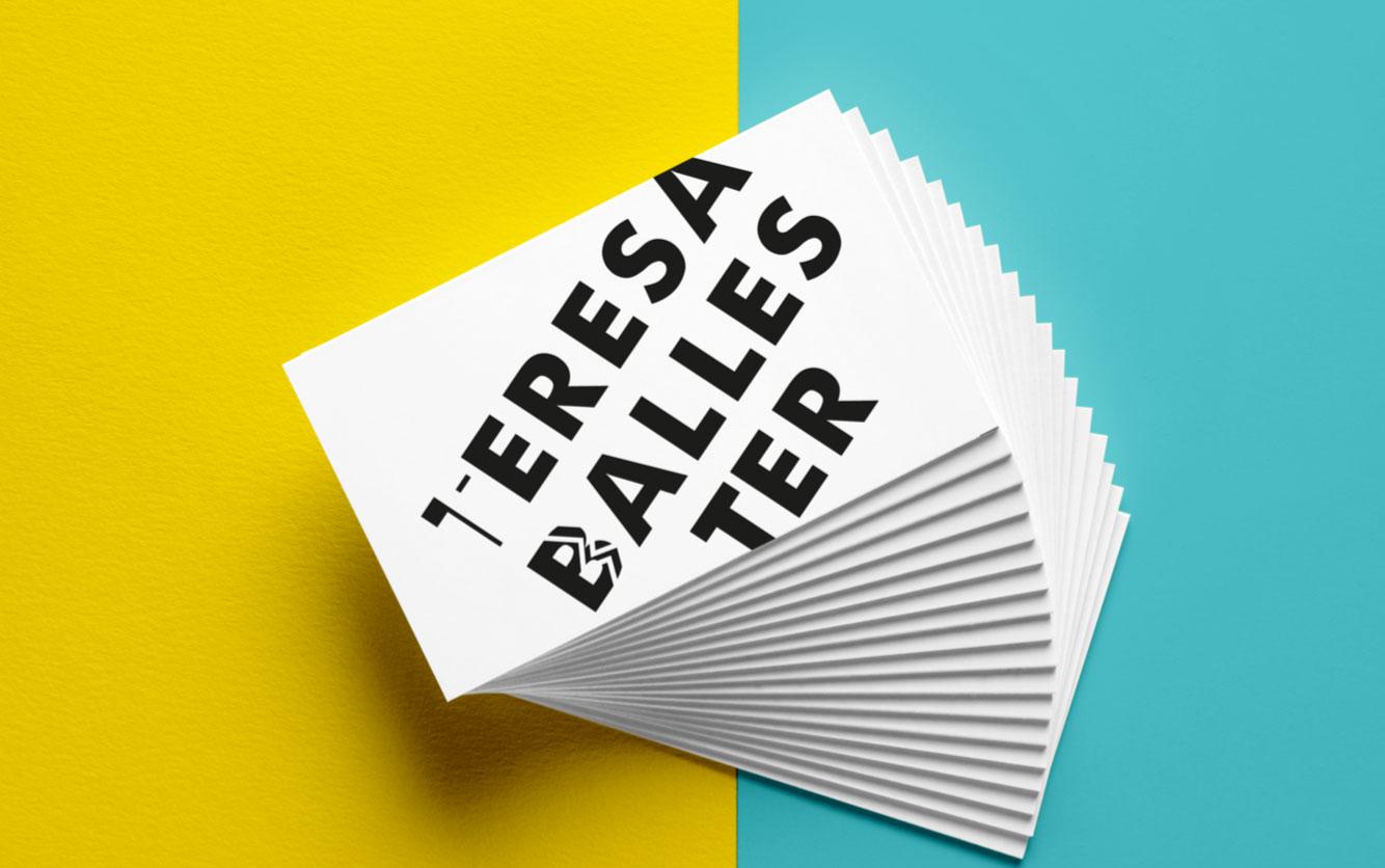 Teresa Ballester. Proyecto final de Máster. Marca personal
