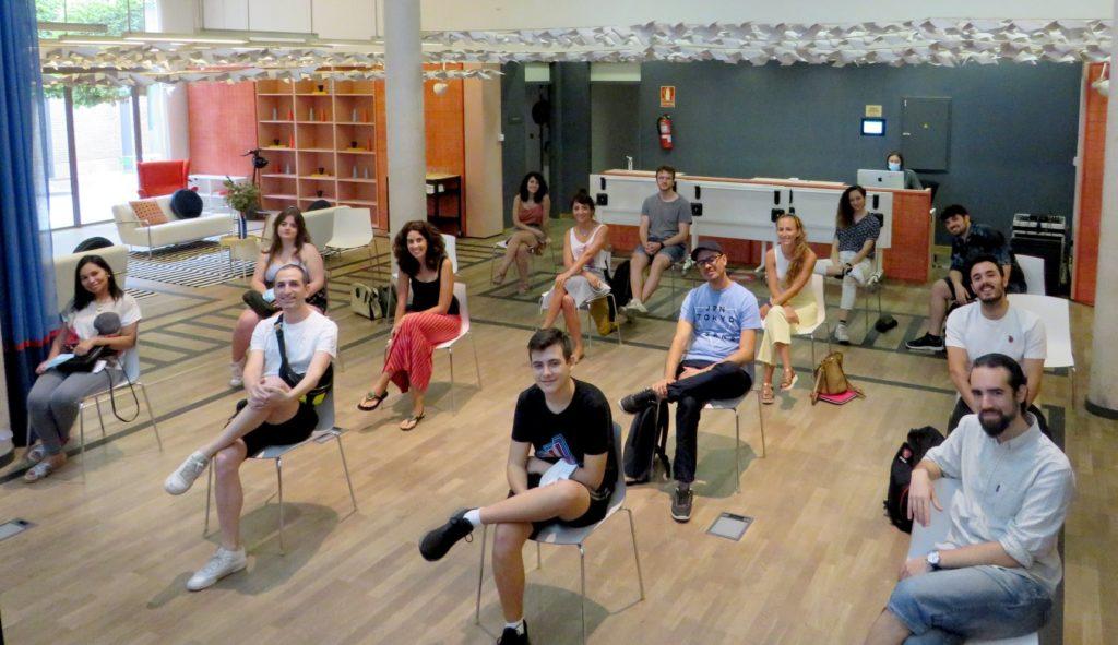 Presentación de proyectos de final de Máster. Idecrea. julio 2020